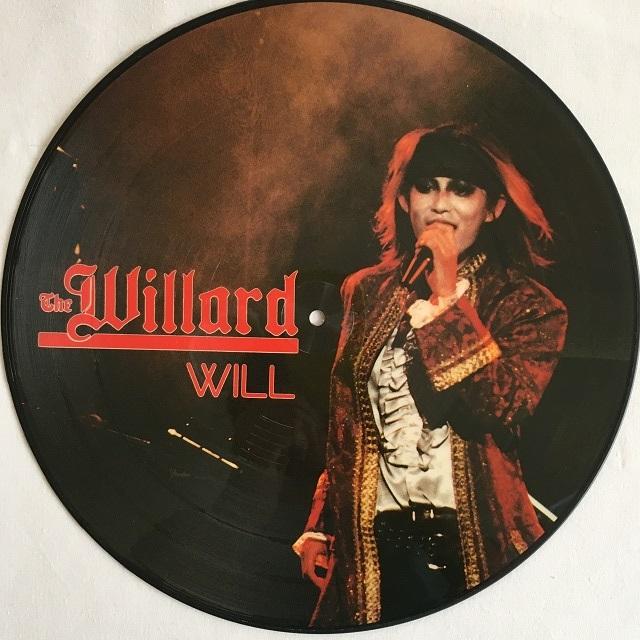 【12inch・国内盤】ウィラード / WILL