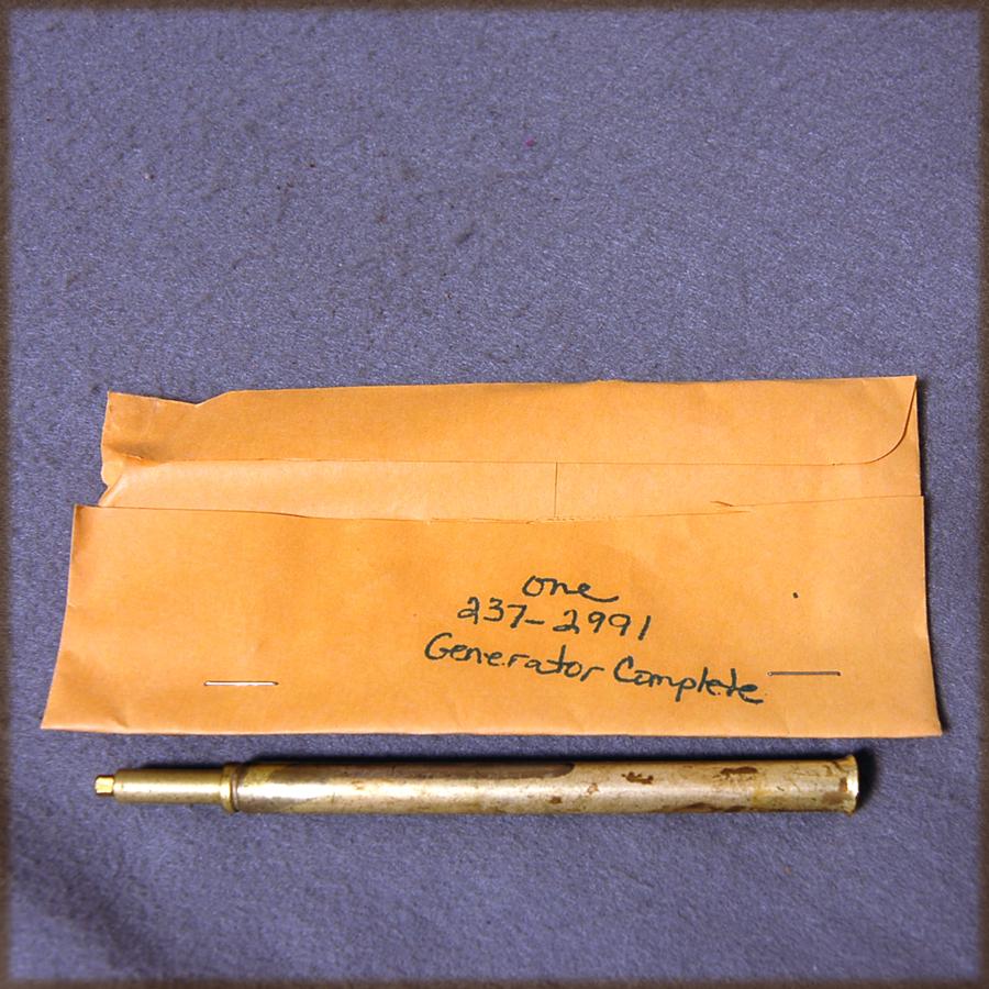 コールマン 237ケロシンランタン用ジェネレーター 237-2991 新品NOS