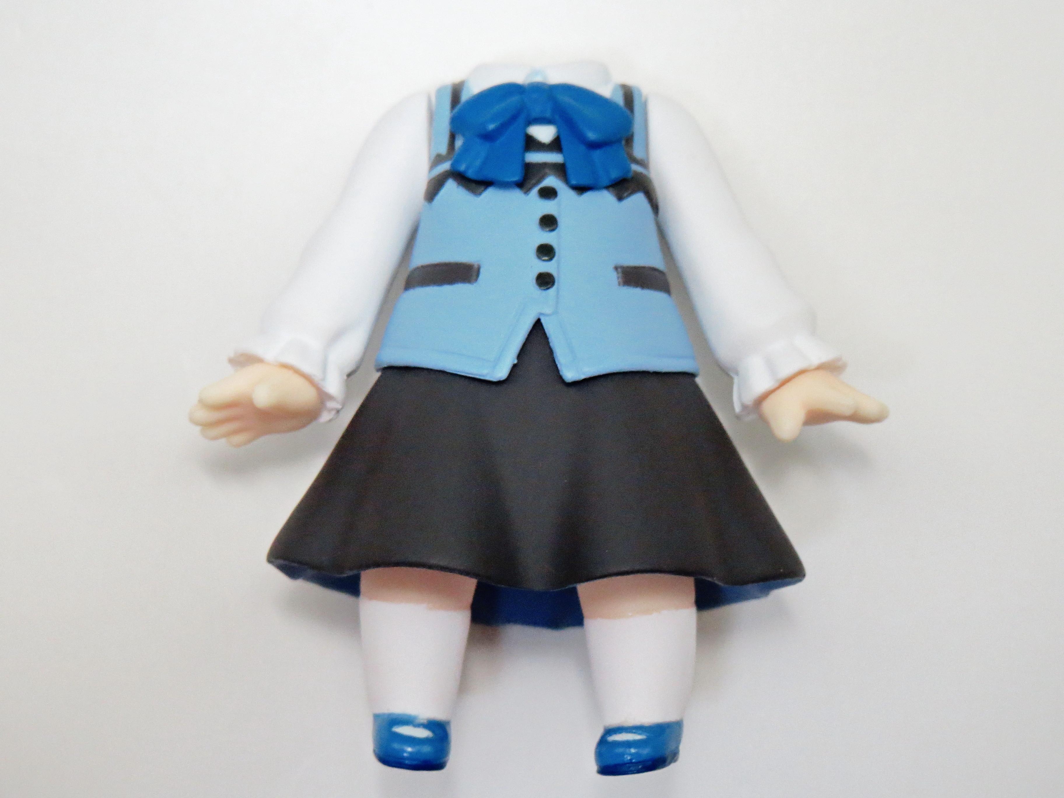 ※【558】 チノ 体パーツ ウェイトレスの制服 (A-ランク) ねんどろいど