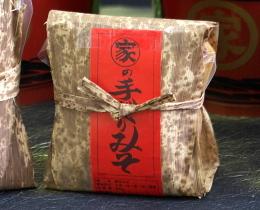 竹皮味噌500g D-6