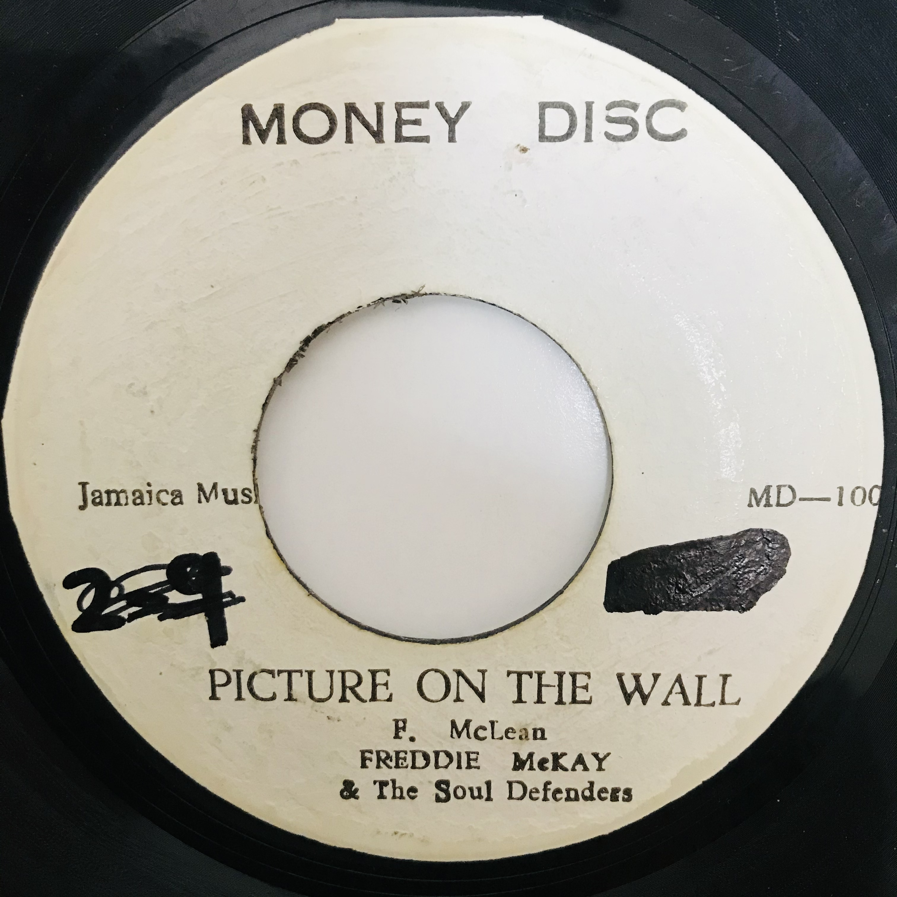 Freddie Mckay & The Soul Defenders - Picture On The Wall 【7-10937】
