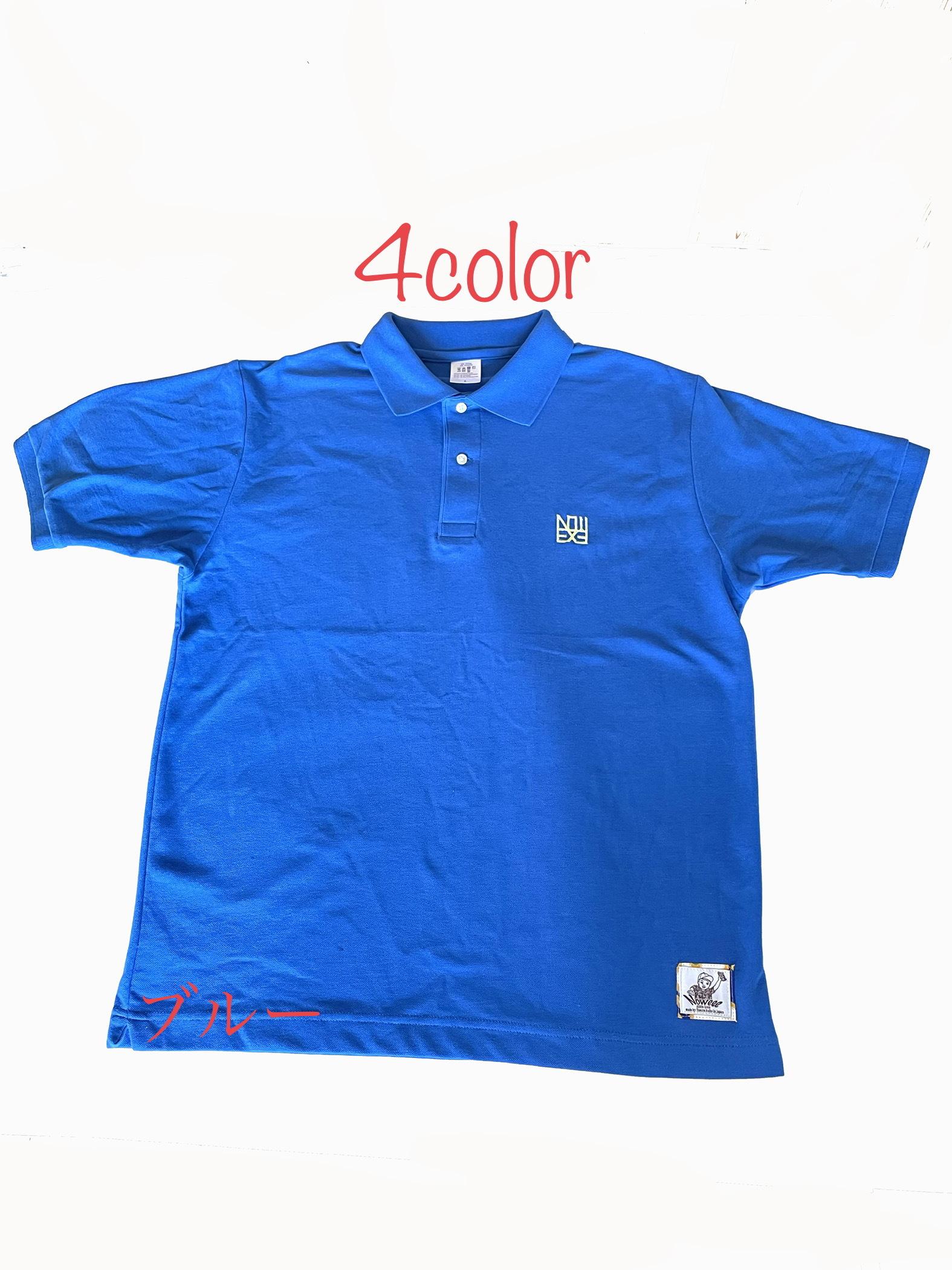ポロシャツ 【全4色】 オリジナル