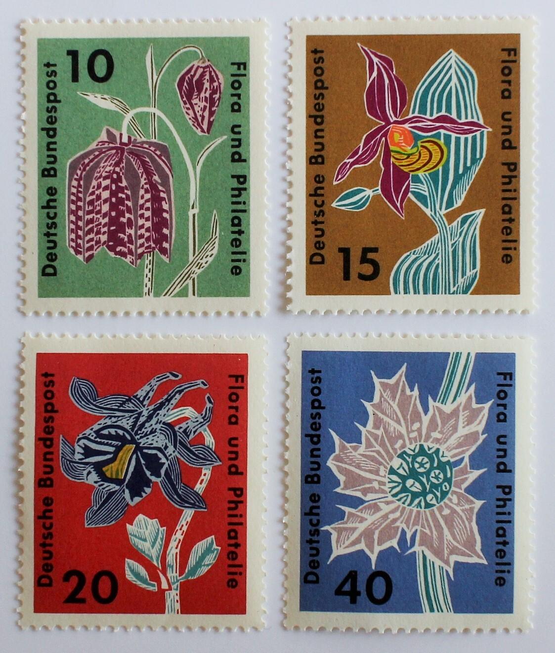 花 / ドイツ 1963
