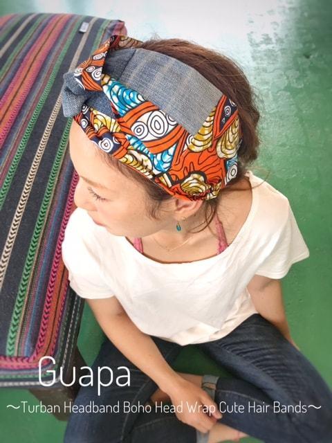 Guapa ターバン
