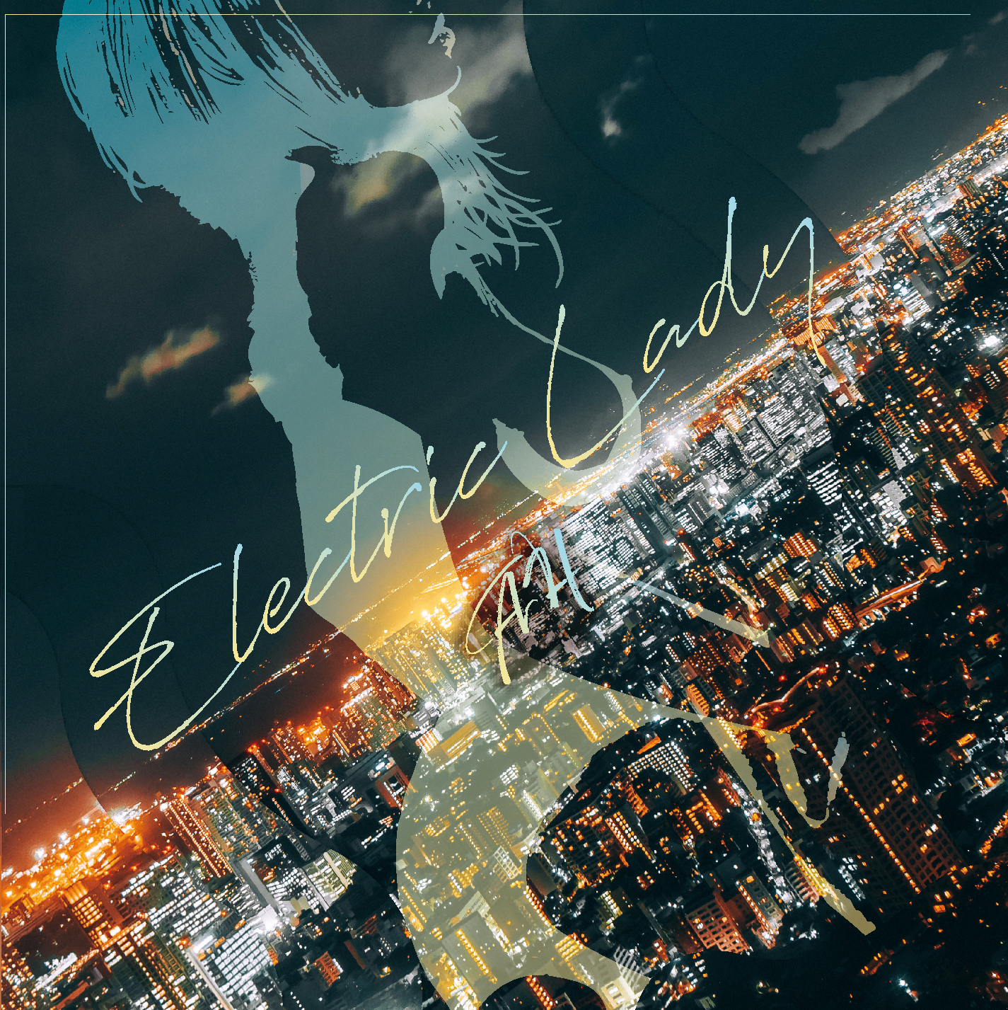 《CD-single》Electric Lady