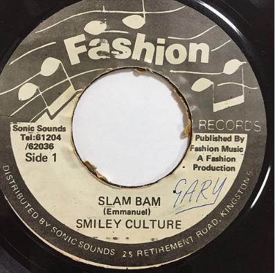 Smiley Culture(スマイリーカルチャー) - Slam Bam【7'】