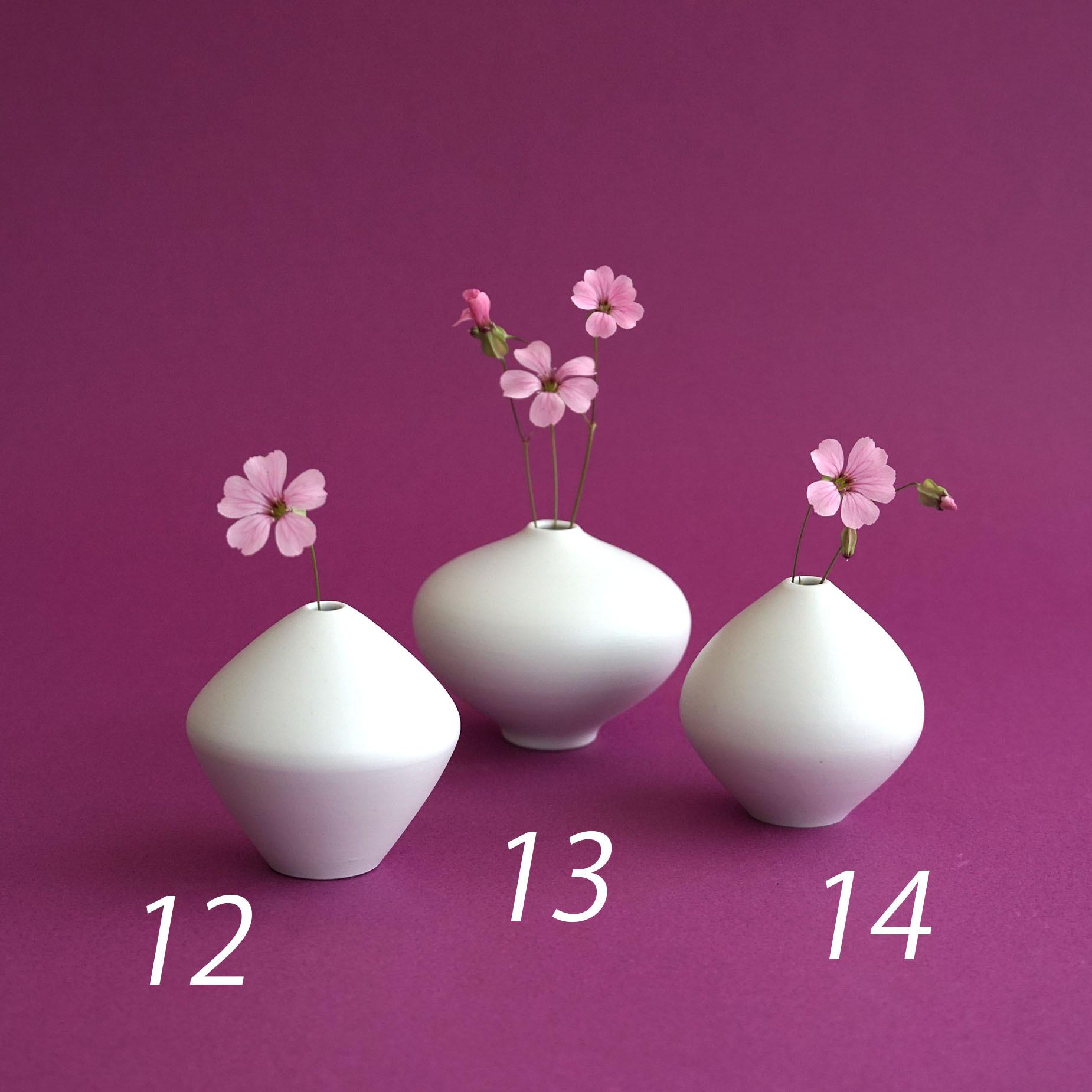 ミニ花瓶 12 13 14【studio wani】