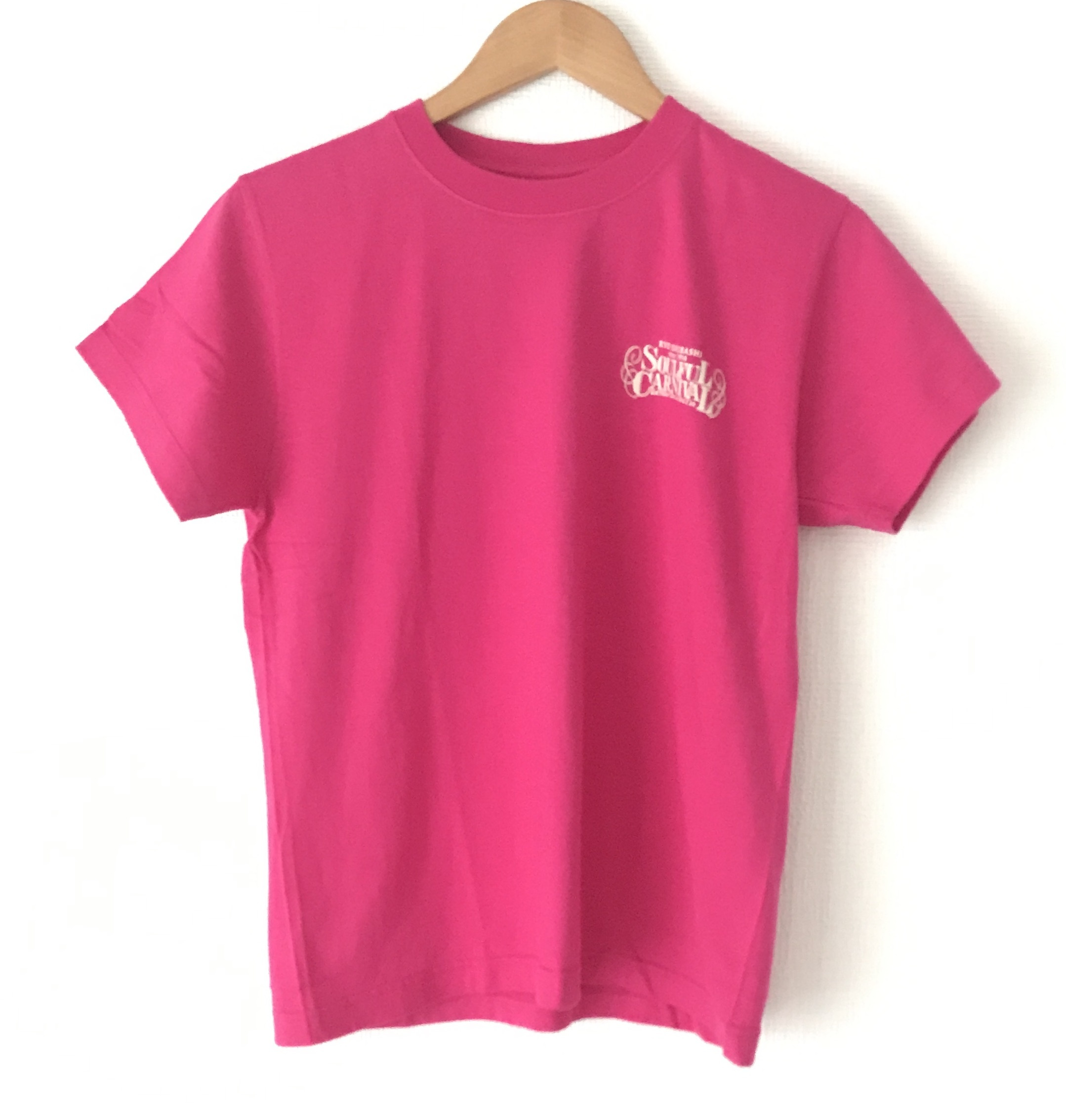 """BIRTHDAY LIVE """"SOULFUL CARNIVAL"""" Tシャツ<ピンク>"""