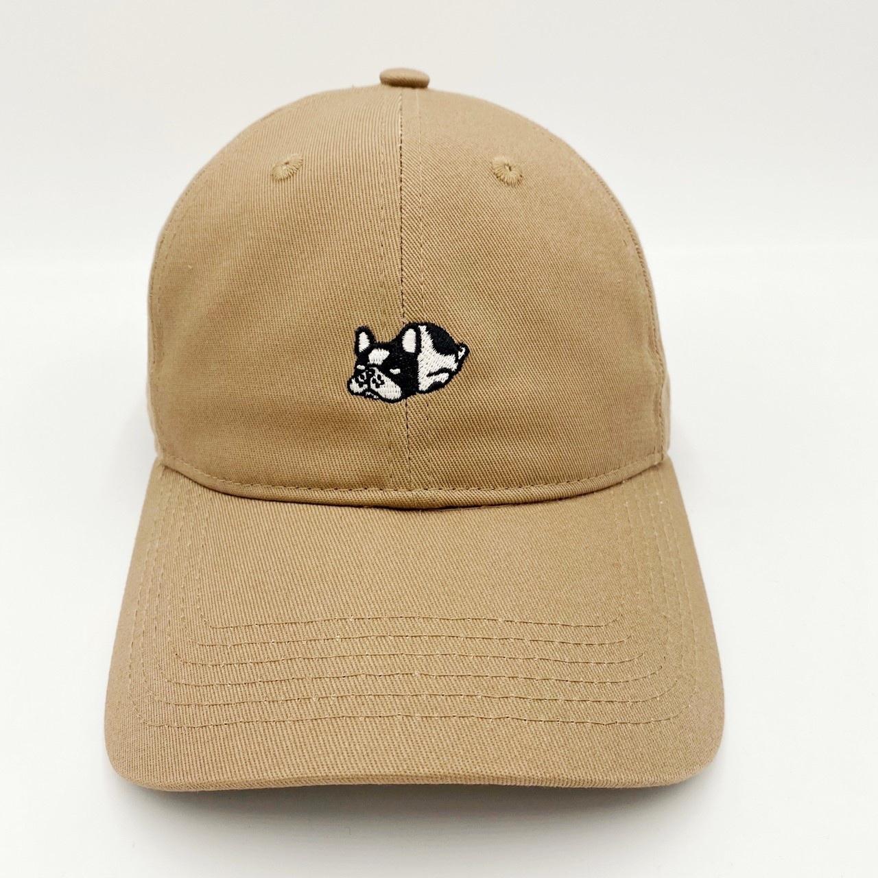 LUSSO DOG Cap【Beige】