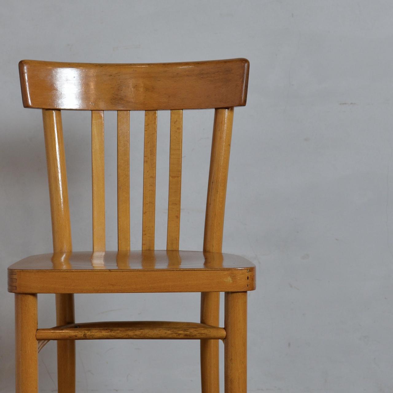 Kitchen Chair / キッチンチェア 【A】 〈ベントウッドチェア・ダイニングチェア〉