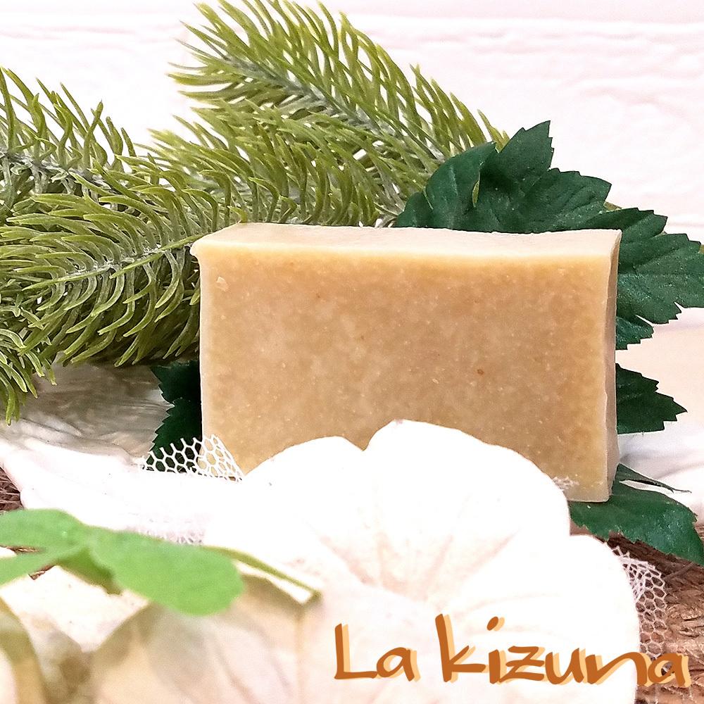 La-kizuna山羊ミルクGoat Milk 石鹸 おまけ付