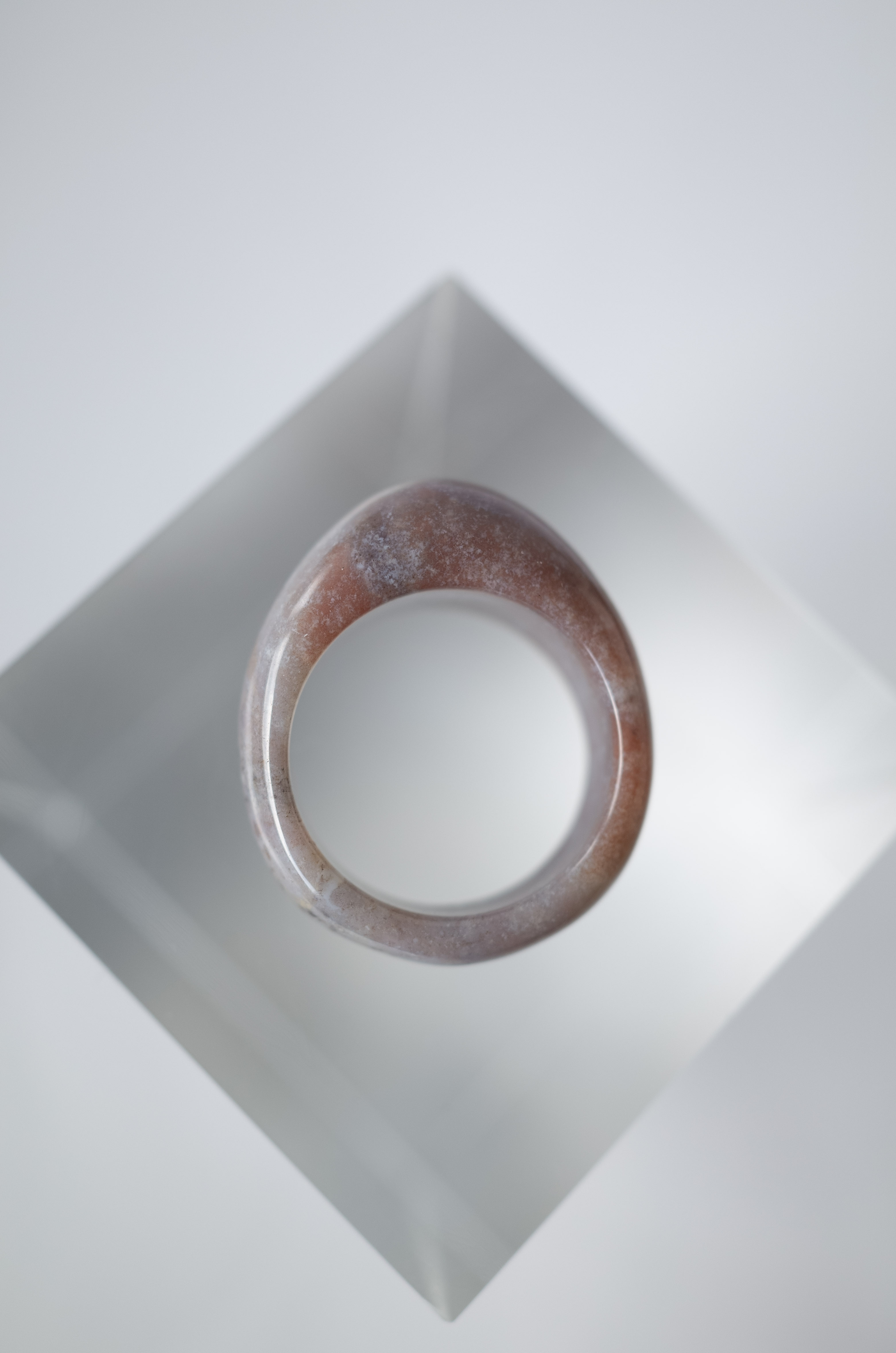 Agate Ring - 038