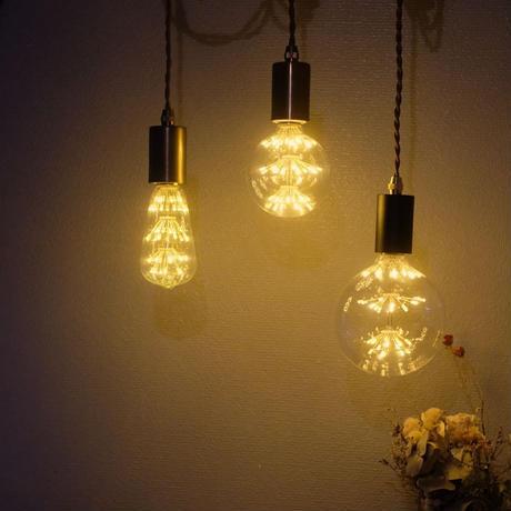 Sparkling LED Bulb No.2