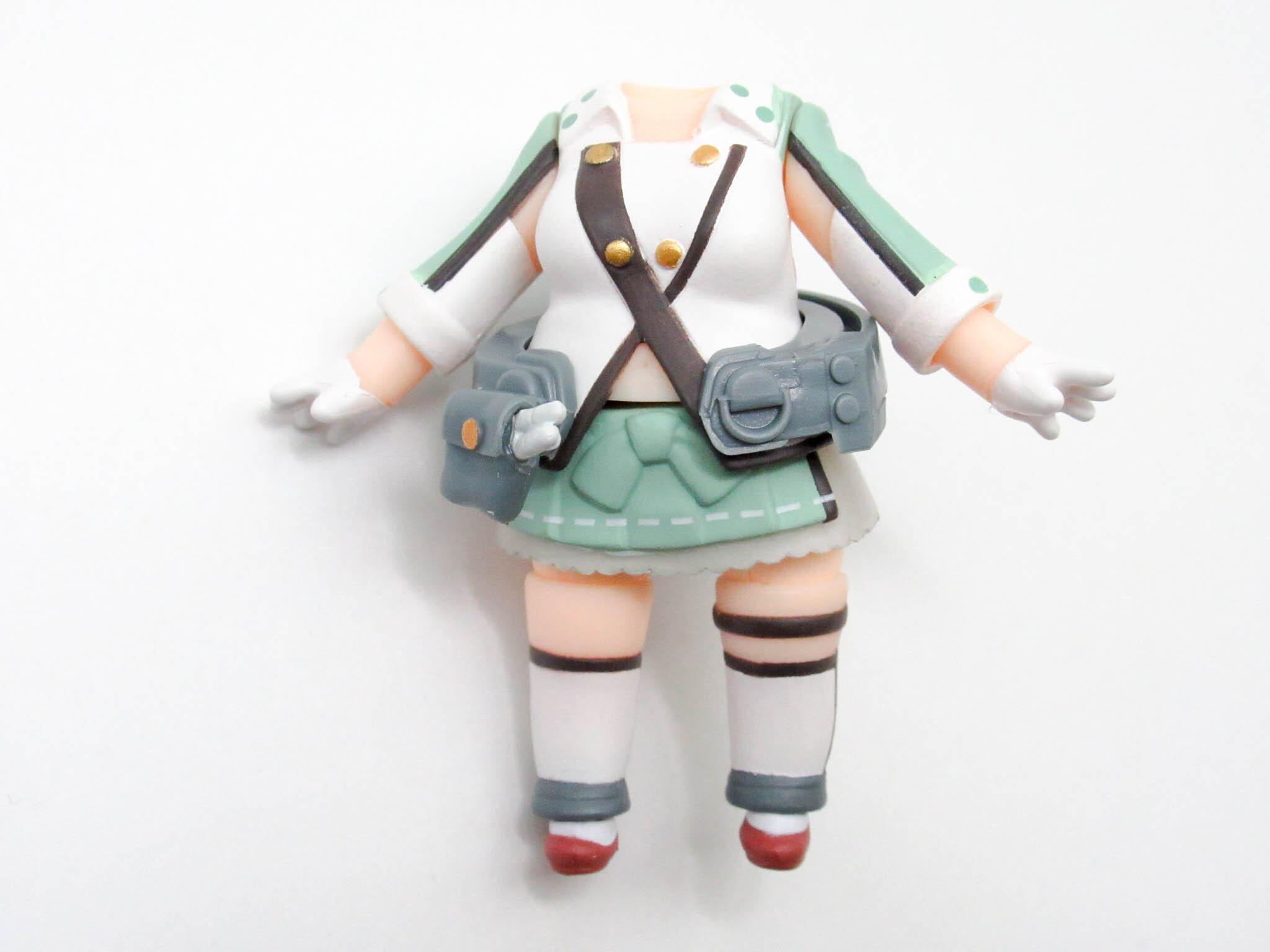 【SALE】【577】 秋津洲 体パーツ 戦闘服 ねんどろいど
