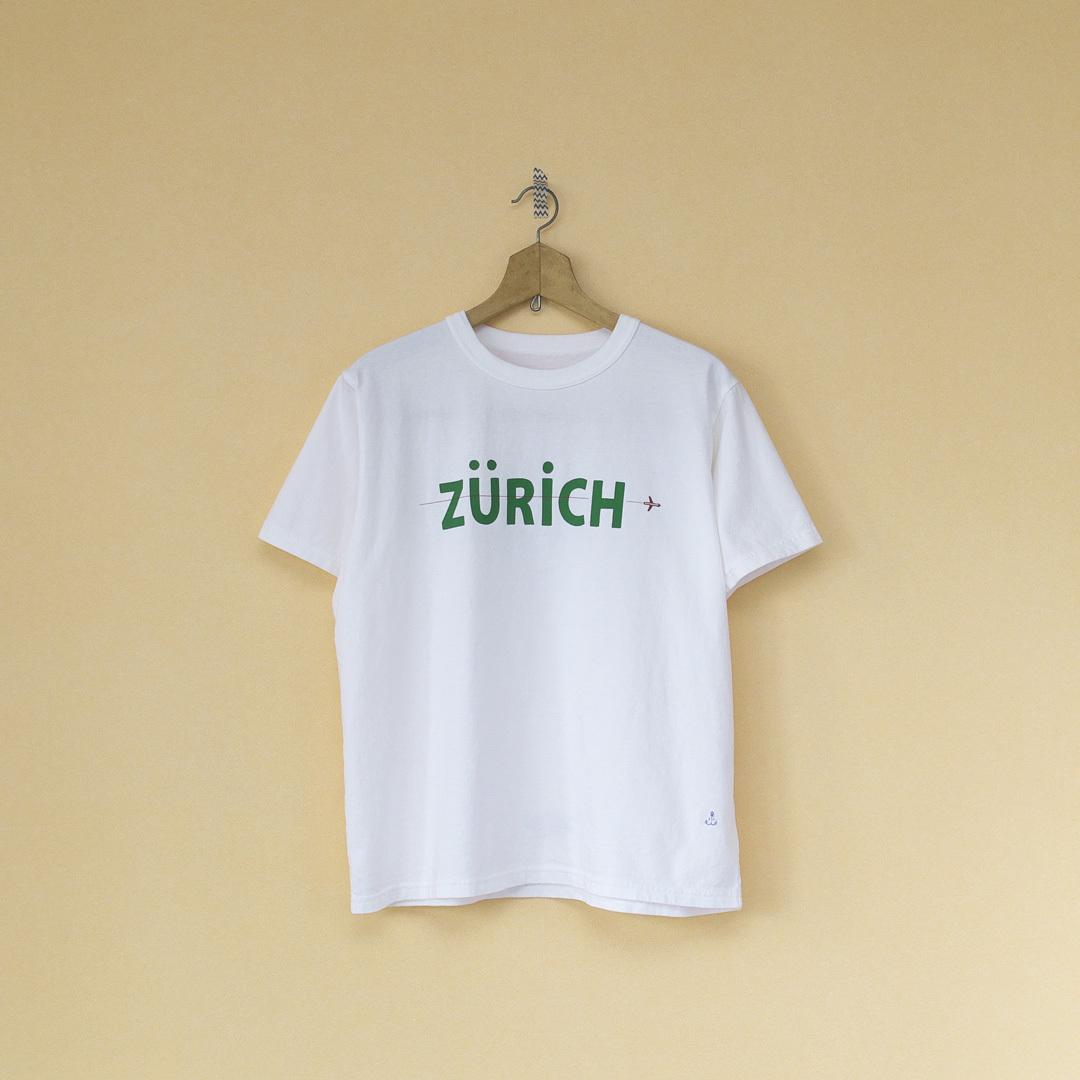 快晴堂 カイセイドウ 20周年記念リバイバル ロゴTシャツ・オフホワイト
