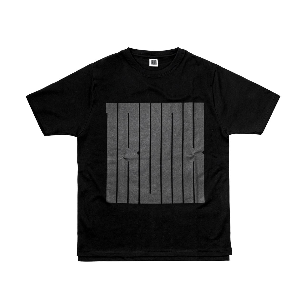 【New】TRUNK Logo Tee Black×Black
