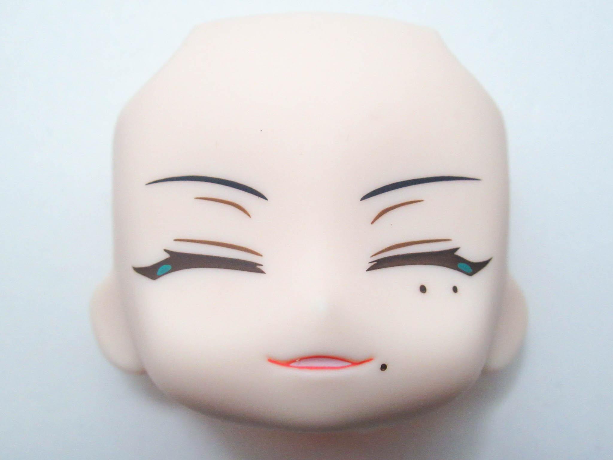 再入荷【1298】 山田三郎 顔パーツ 笑顔 ねんどろいど