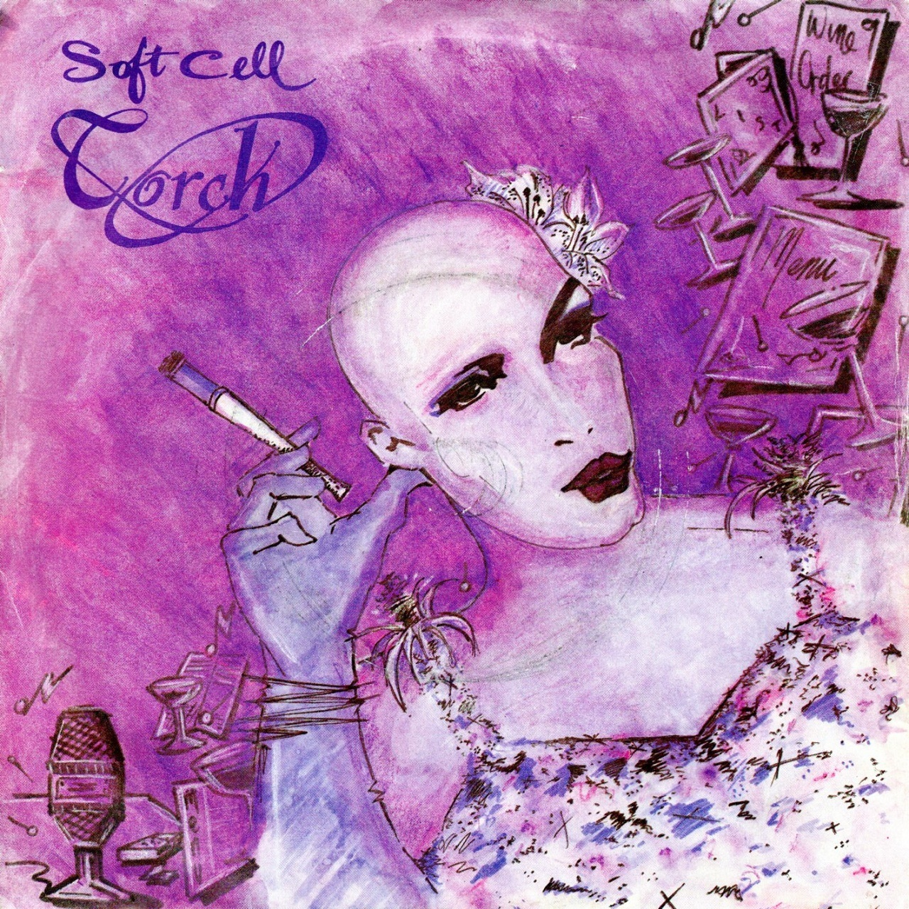 【7inch・英盤】Soft Cell  /  Torch