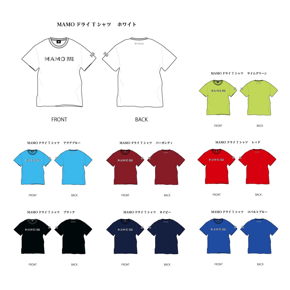 【限定】DRY T-Shirts(order color)