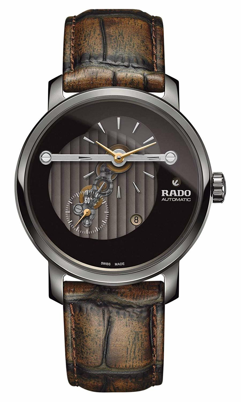 【RADO ラドー】DiaMaster Automatic Highline ダイヤマスター ハイライン(ブラウン)/正規輸入品