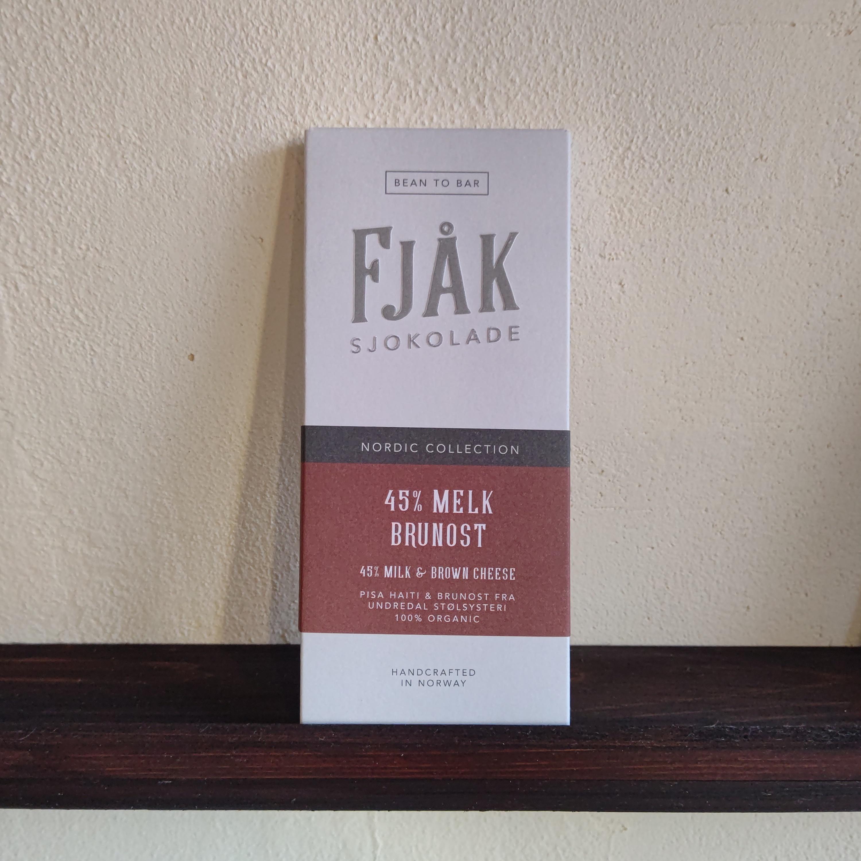 【FJAK/フョーク】45%ミルク ブラウンチーズ