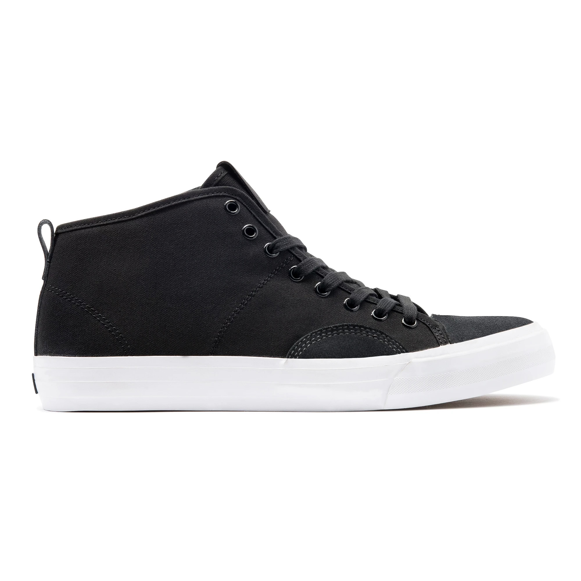 STATE SHOES 【HARLEM UP TOWN x BLACK/CANVAS】