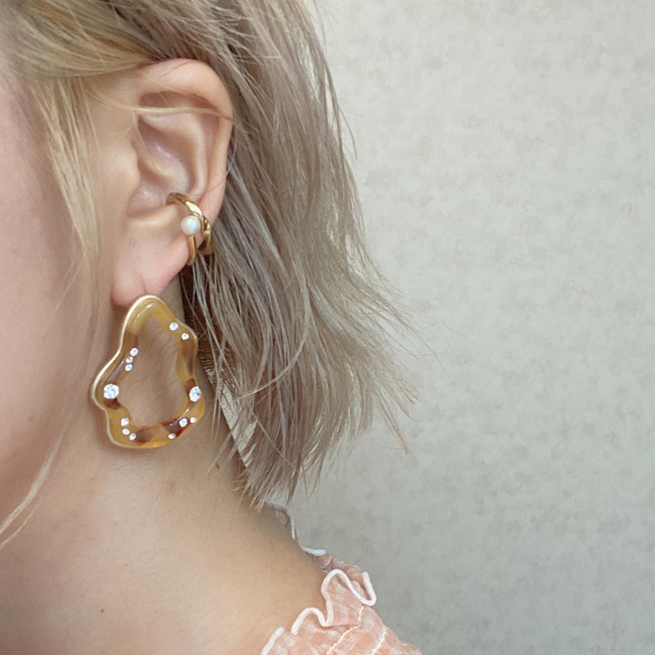 yurina round pierce