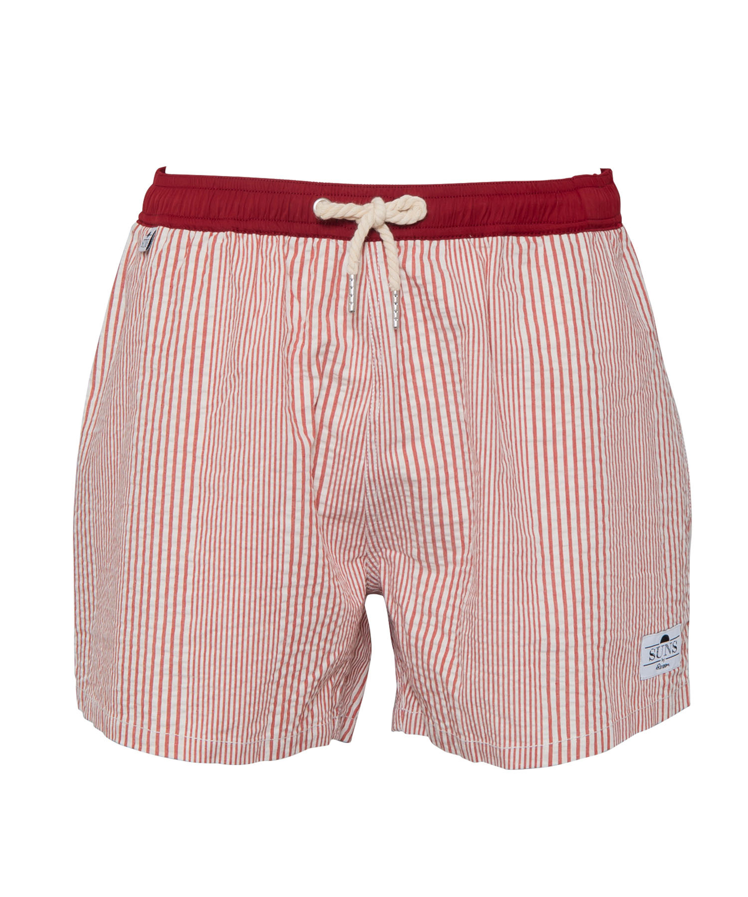 SUNS MULTI STRIPE SWIM SHORTS[RSW022]