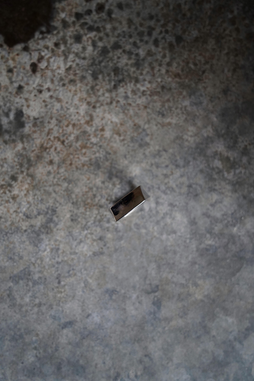 "Addiction silver 925 design ring  ""Enclose"""