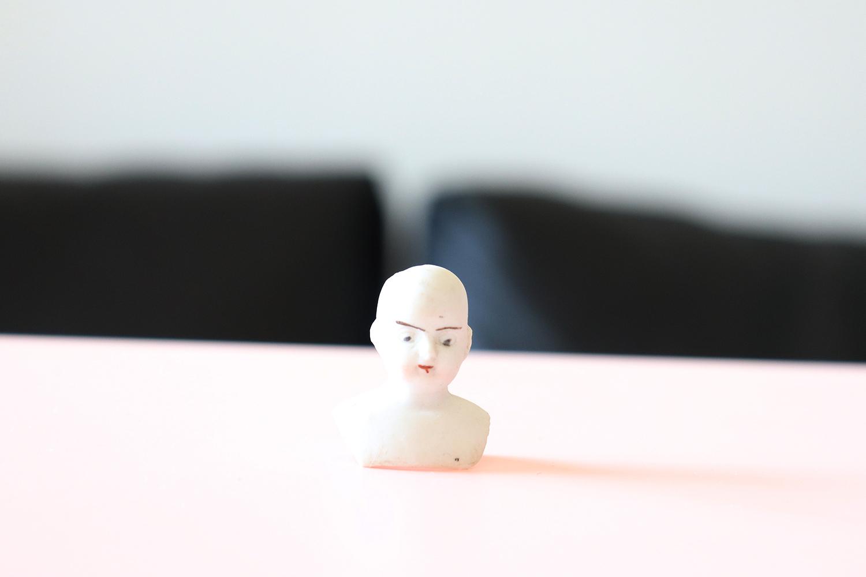 【再再入荷】人形のヴィンテージパーツ