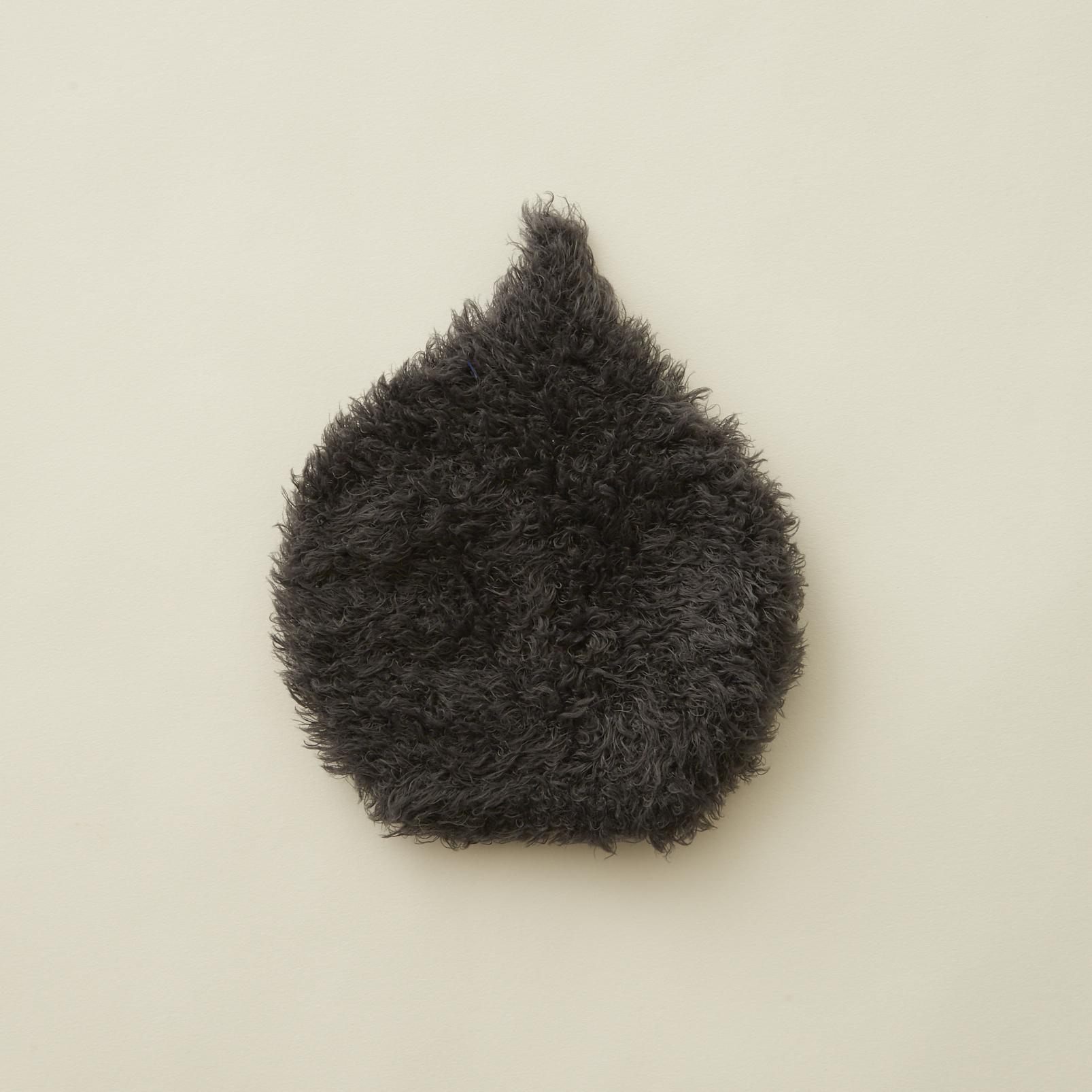 《eLfinFolk 2020AW》pygmy cap / charcoal
