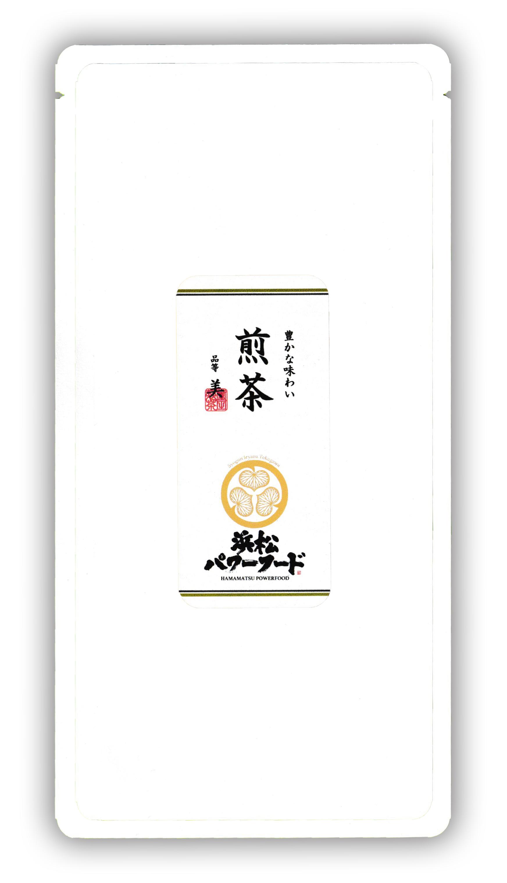 浜松パワーフード煎茶 品等:美 100g