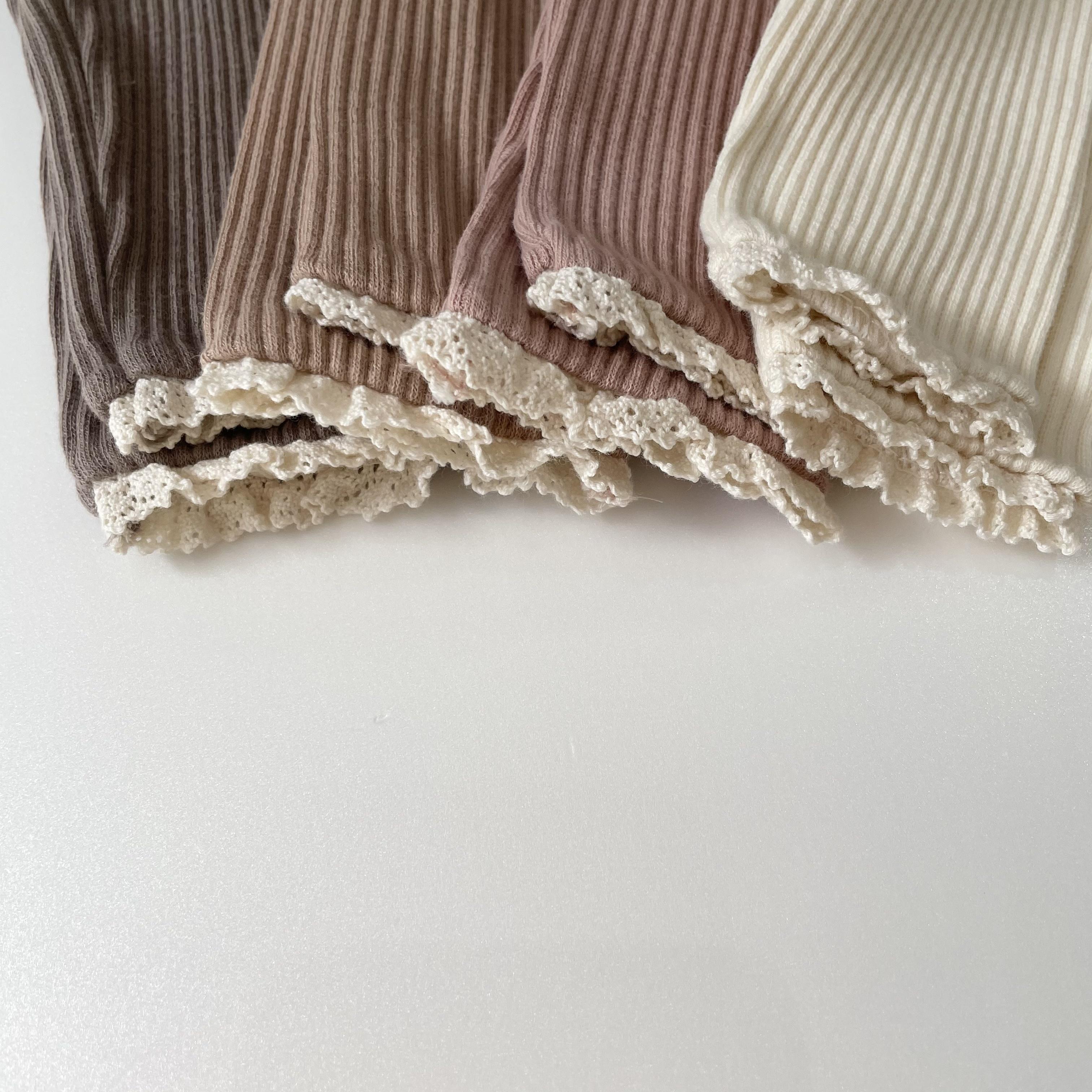 NO.1187  lace leggings