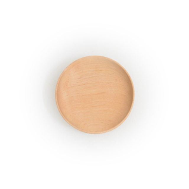 Wooden Plate /  S