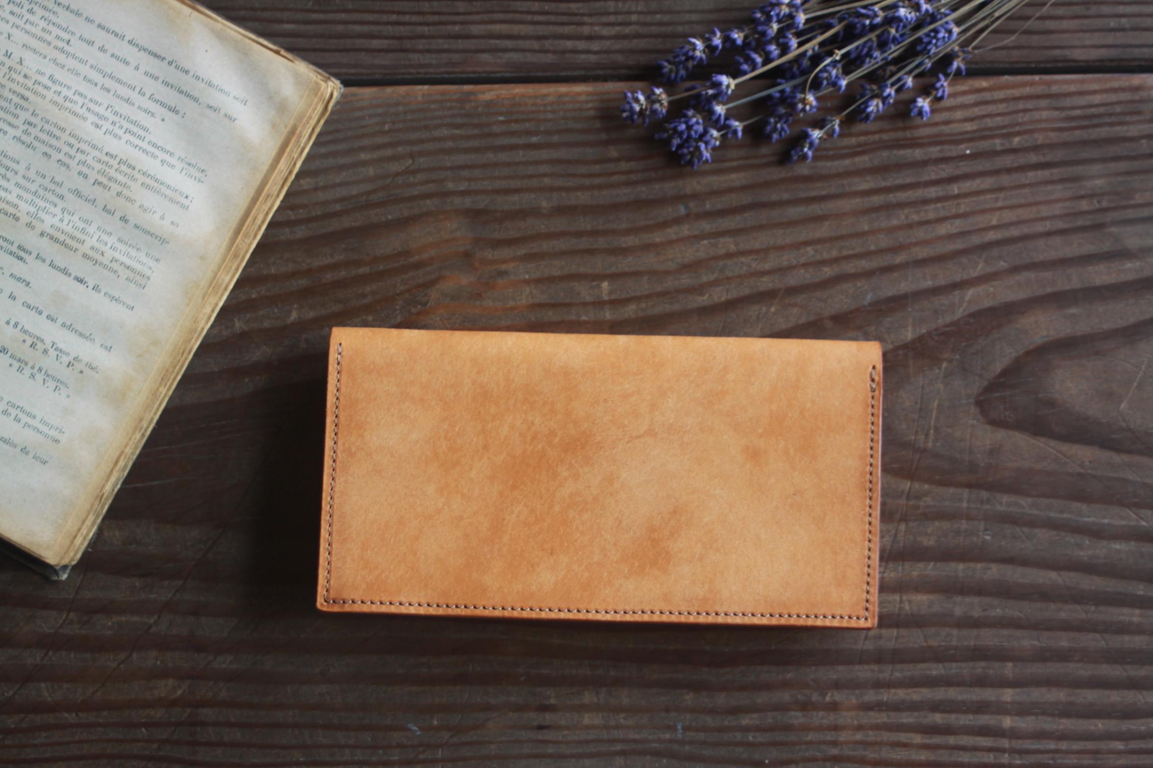 [ProteusL-beltless] long wallet  / 長財布