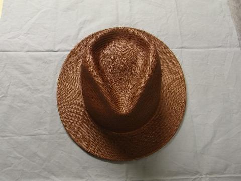 farmers hat / brown