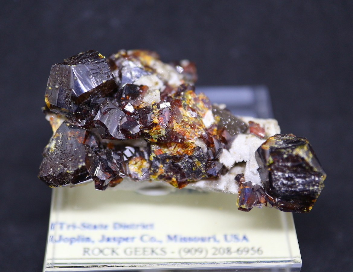閃亜鉛鉱 Sphalerite スファレライト 原石 23,4g SPH001 瑪瑙 鉱物 天然石 パワーストーン 原石