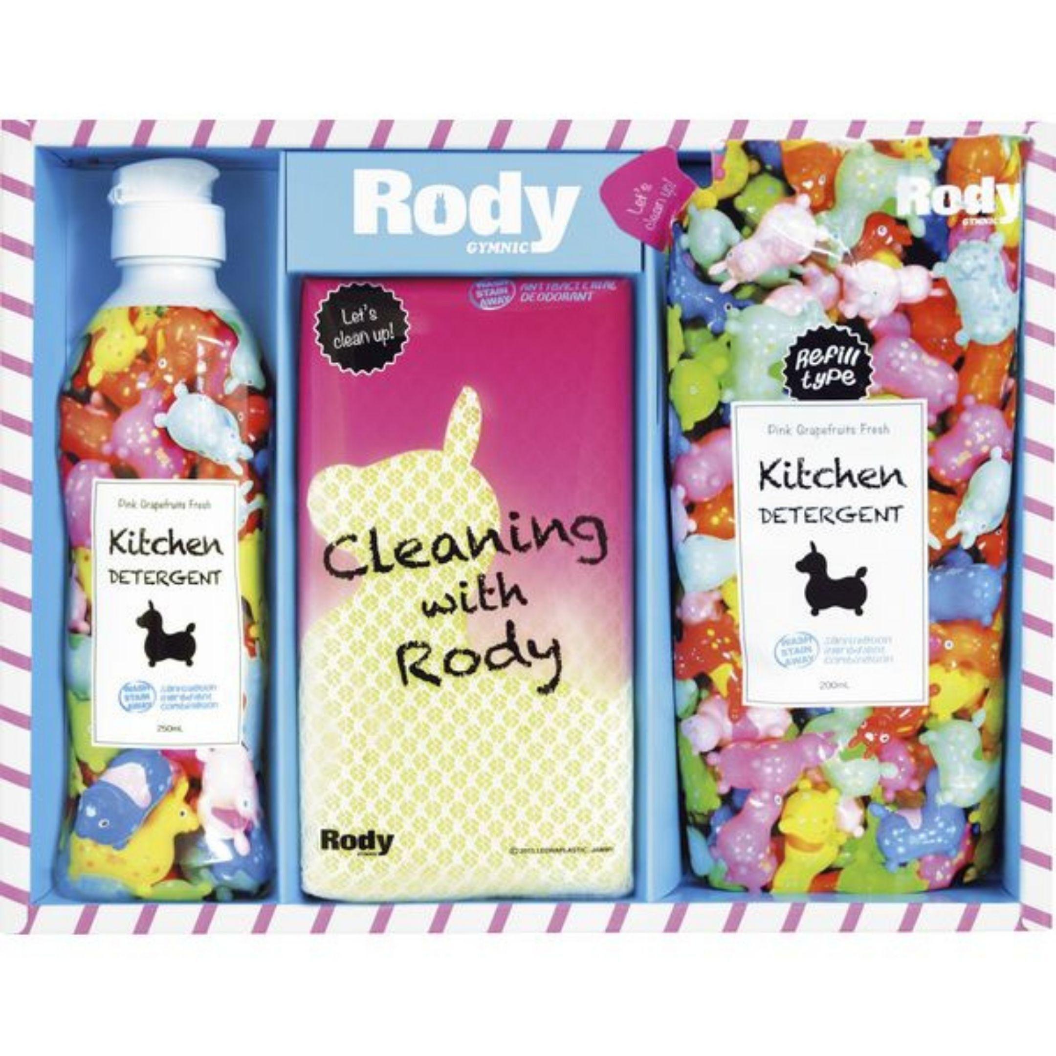 ロディ キッチン洗剤詰合せギフト