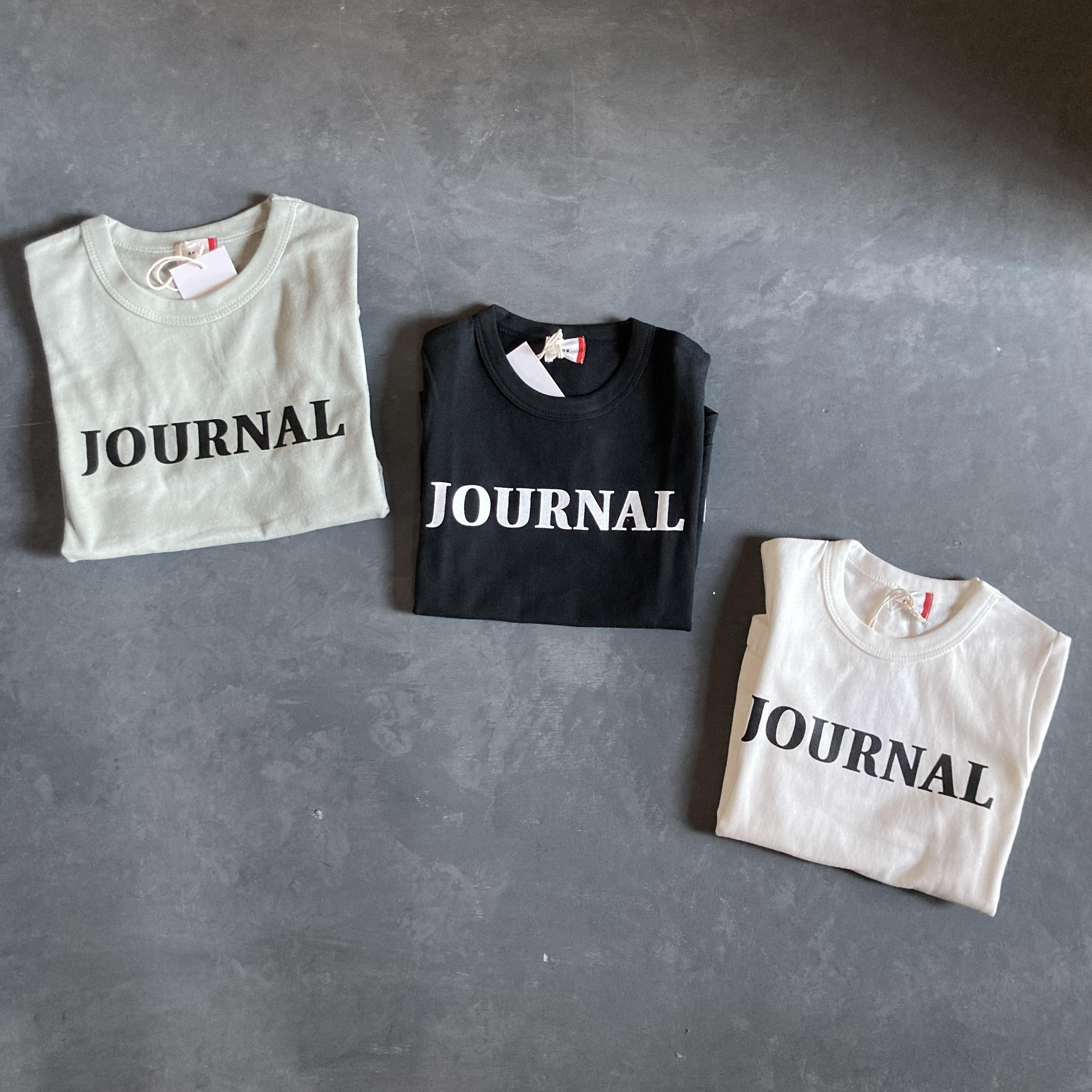 FOV  JOURNAL Tシャツ  601407