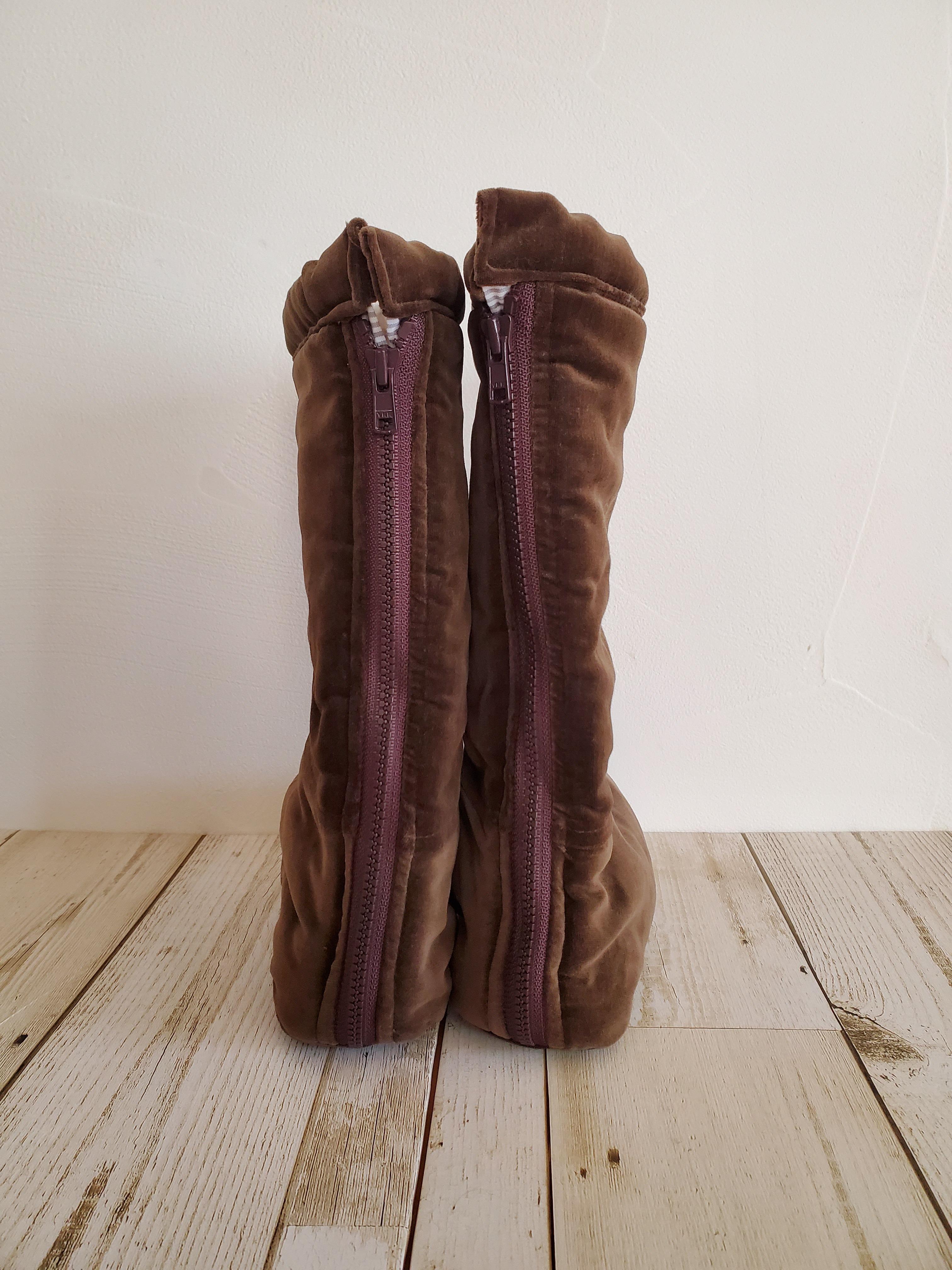 ***在庫あり*** ブーツ 22cm 茶色
