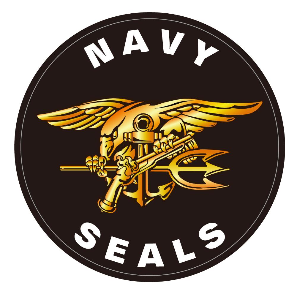 """295 アメリカ海軍の特殊部隊  """"California Market Center"""" アメリカンステッカー スーツケース シール"""