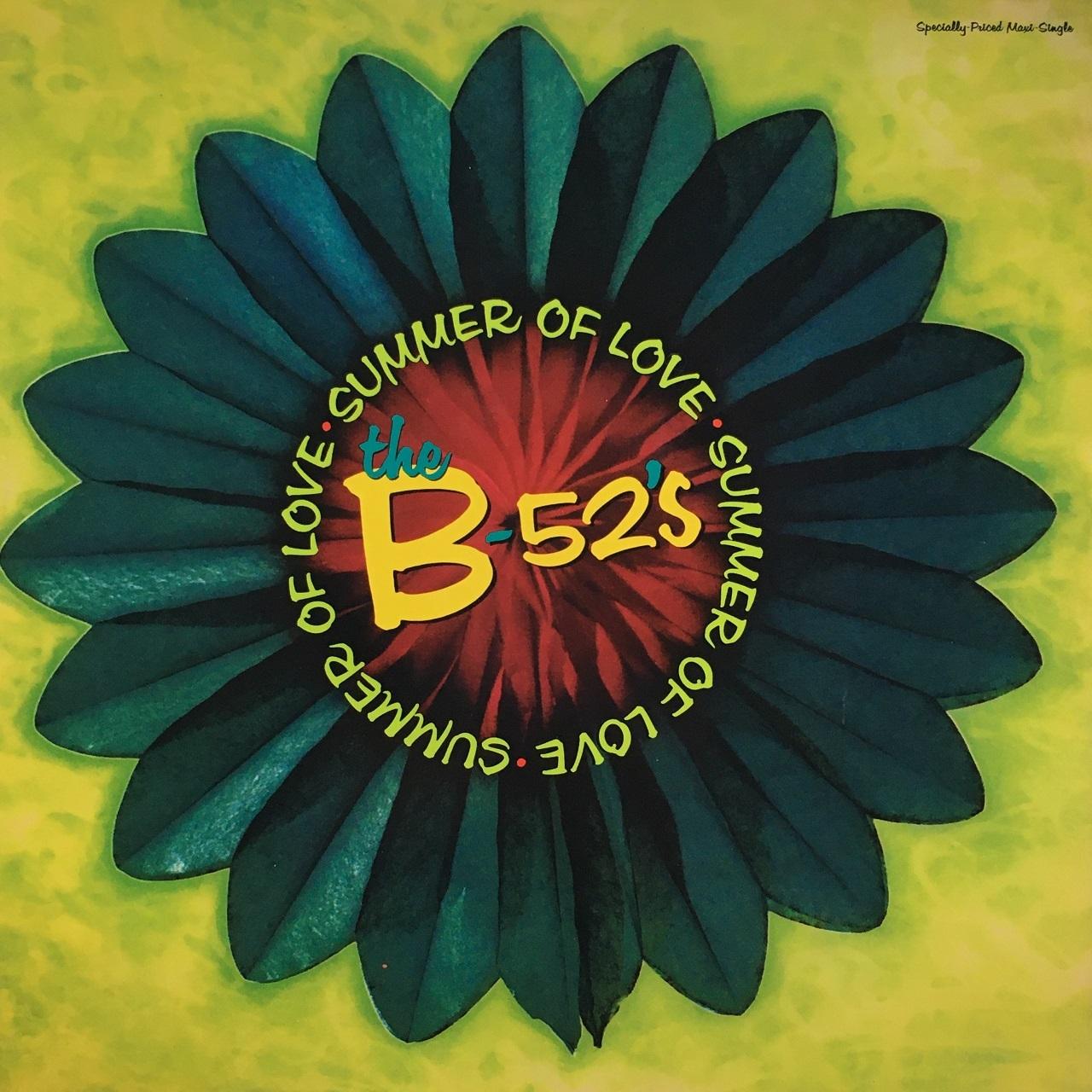 【12inch・米盤】The B-52's  / Summer Of Love