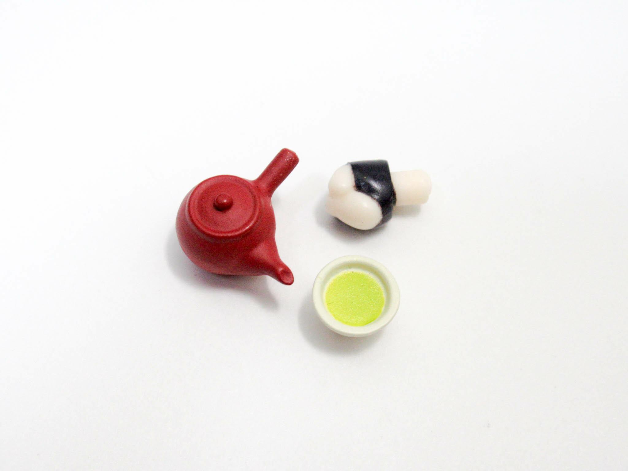 再入荷【995】 レイシア 小物パーツ お茶セット ねんどろいど