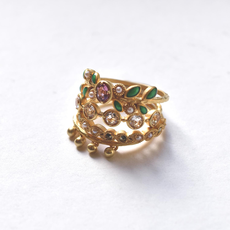 stack ring  Samsara