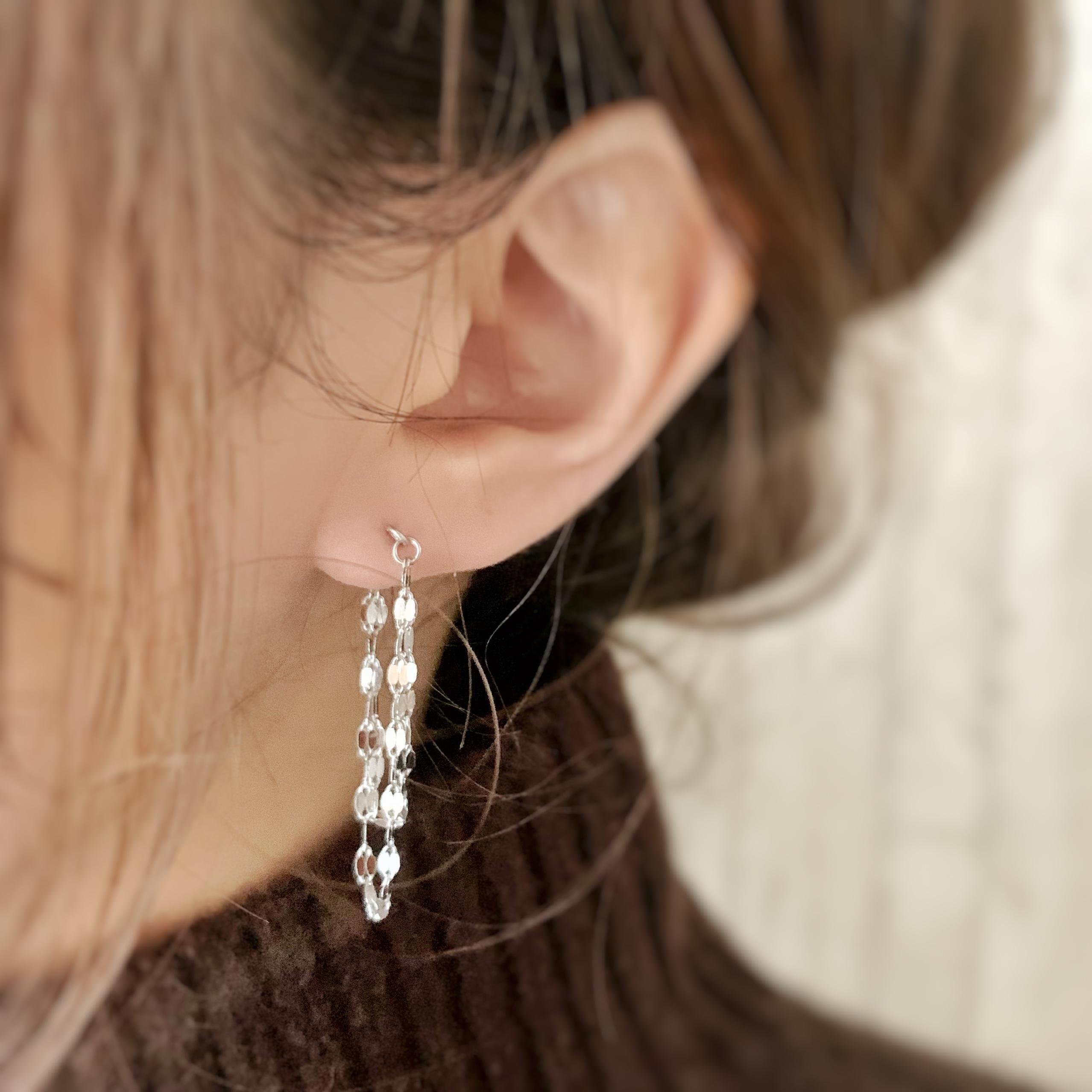 【JORIE】EVERY silver925 earrings