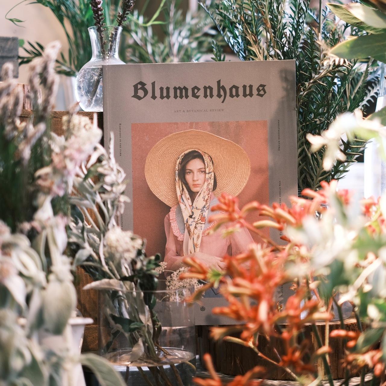 Blumenhaus / Blumenhaus magazine