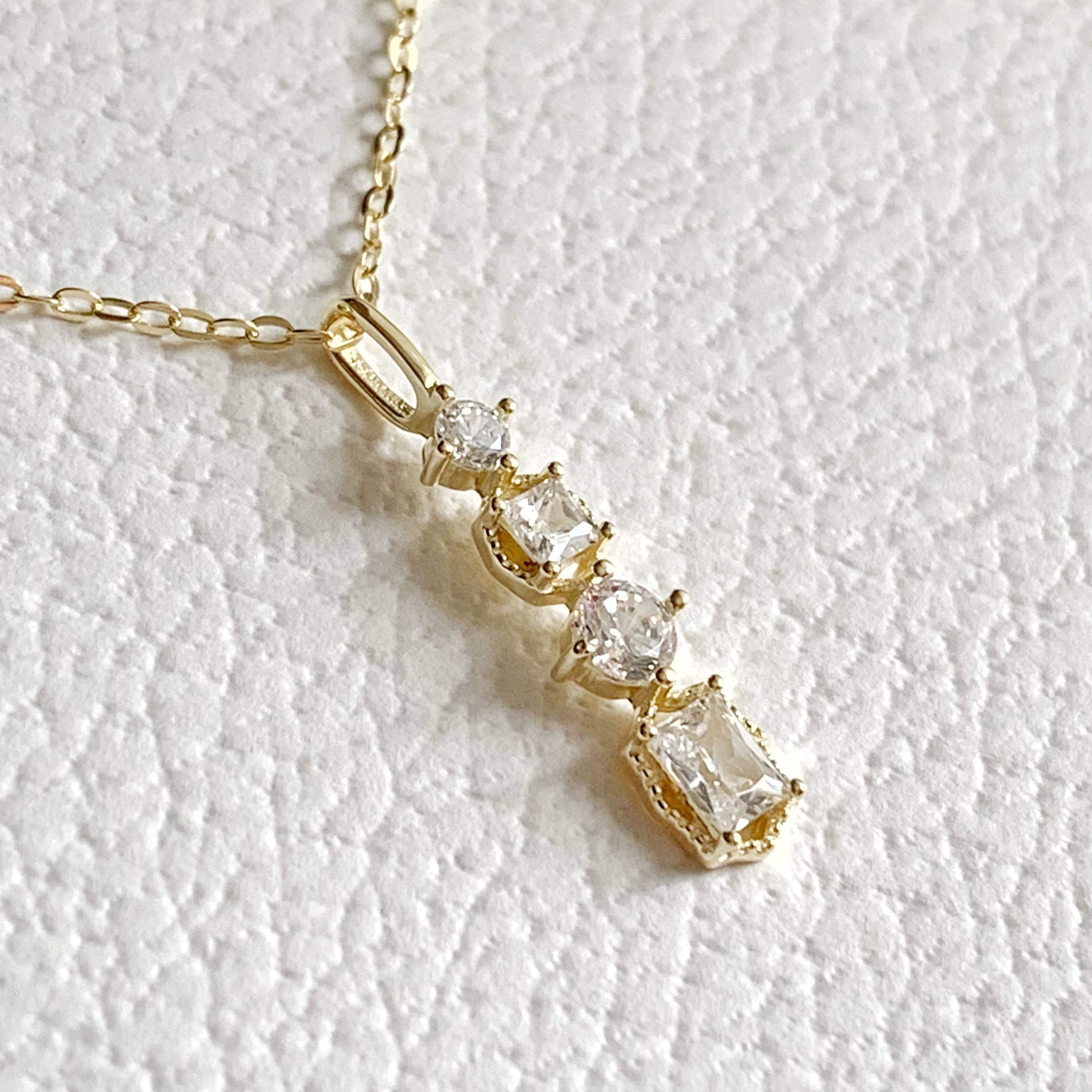 【JORIE】CROWN silver925 necklace