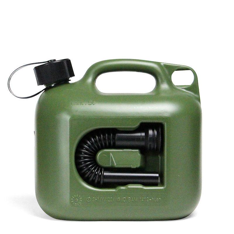 Hunersdorff(ヒューナースドルフ)Fuel Can Pro 5L