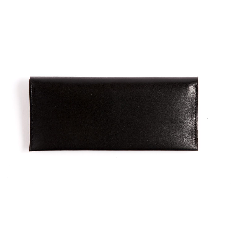 Postalco/Long Card & Coin Wallet/Black