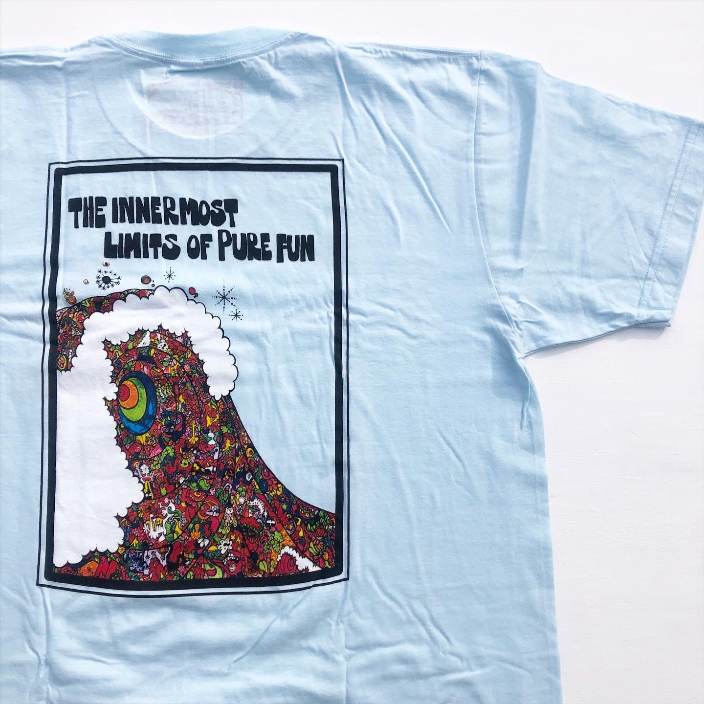 THE INNERMOST LIMITS OF PURE FUN S/S TEE